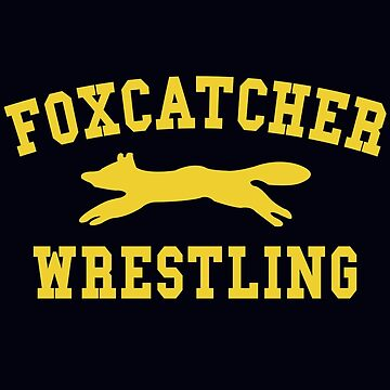 Foxcatcher Wrestling von tlamey