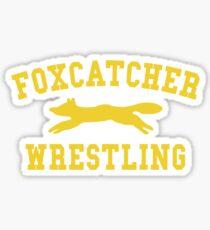 Foxcatcher Wrestling Sticker