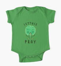 Lettuce Pray Kids Clothes