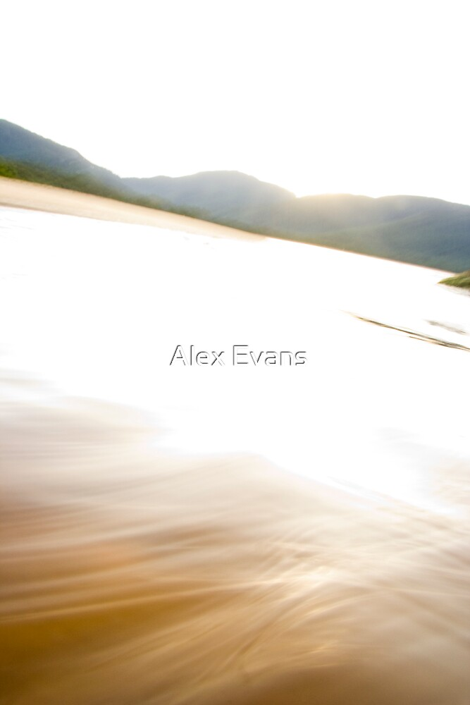 Exposed Landscape - Wilsons Prom by Alex Evans