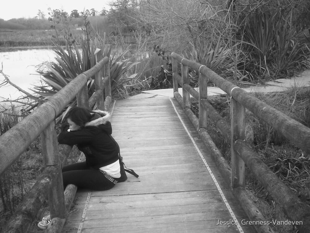 lost&&broken. by Jessica  Grenness-Vandeven
