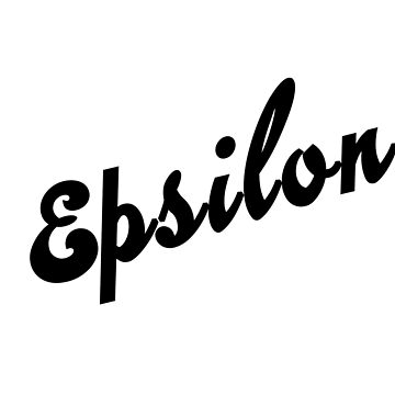 Epsilon by maddypease