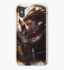 League of Legends BLOOD MOON DIANA iPhone Case/Skin