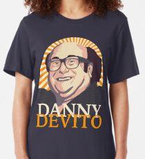 Danny Devito Slim Fit T-Shirt
