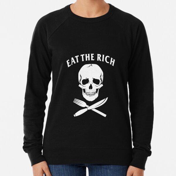 Eat The Rich Lightweight Sweatshirt