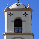 Ojai Bell Tower by Henrik Lehnerer