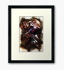 League of Legends BLOOD MOON JHIN Framed Print