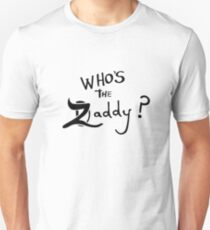 "ZAYN ""Who's the Zaddy"" T-Shirt"