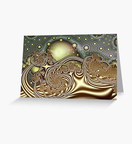 El Dorado - City of Gold Greeting Card