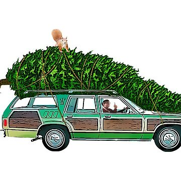 National Lampoon's - Christmas Car Only by Purakushi