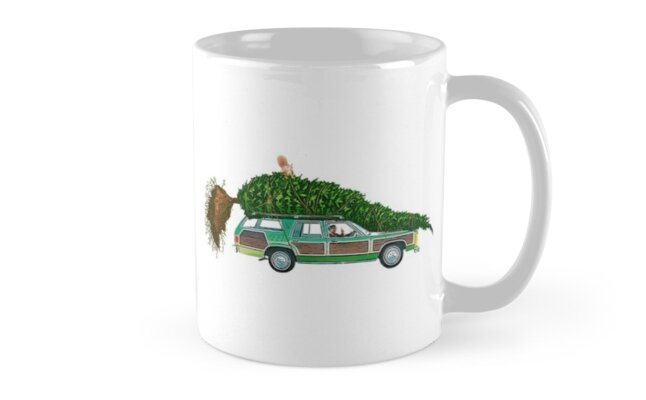 National Lampoon's - Christmas Car Only by Candywrap Design