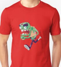 Monster Zombie Halloween T-Shirt
