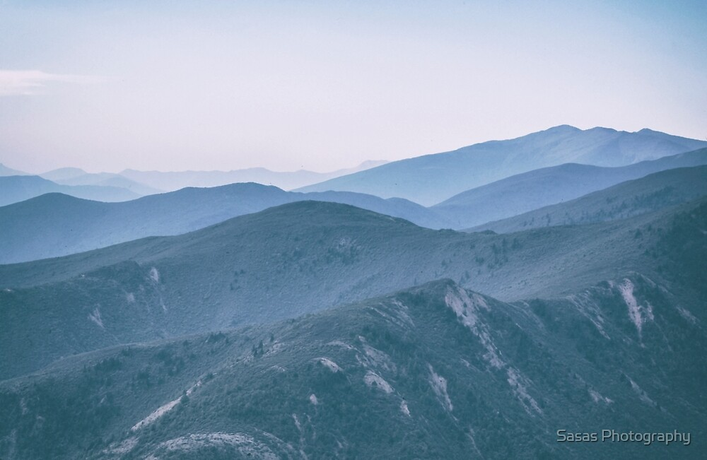 Hills by IB Photography