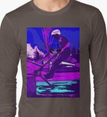 SCOOT - Stunt Scooter Skateboard Park Long Sleeve T-Shirt