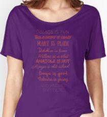 A Complicated Russian Novel Women's Relaxed Fit T-Shirt