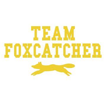 Team Foxcatcher von tlamey