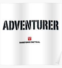 Adventurer Poster