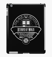 Destroyer of Worlds Ale iPad Case/Skin