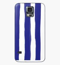Vertical stripe Case/Skin for Samsung Galaxy