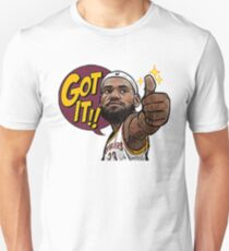 The King 23 Got It T-Shirt