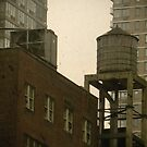 Water Tower 2 by lkippenbrock
