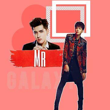 Kris Wu -Mr Galaxy by LowOnSuga