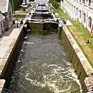 The Locks on the Rideau Canal, Ottawa, ON Canada - some products by Shulie1