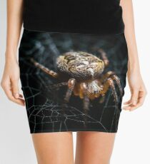 Spider on the Web  Mini Skirt