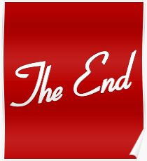 The End is Elementary Poster