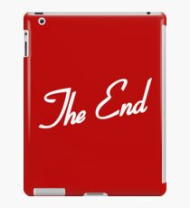 The End is Elementary iPad Case/Skin