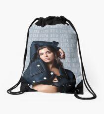 Dua Lipa Drawstring Bag