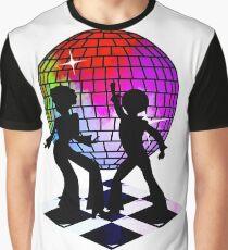 Retro Music DJ! Feel The Oldies! DANCE! Graphic T-Shirt