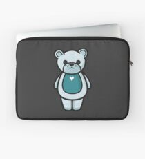 Sad bear Laptop Sleeve
