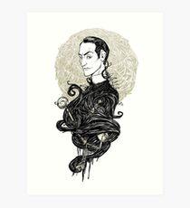 Sherlock Holmes - Consulting Detective Art Print