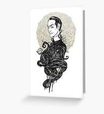 Sherlock Holmes - Consulting Detective Greeting Card