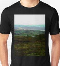 The view from Horne Head, Donegal, Ireland Unisex T-Shirt