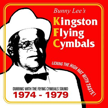 Kingston Flying Cymbals 1974 - 1979 by PhilipEG
