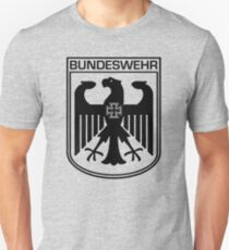 The German Bundeswehr Unisex T-Shirt
