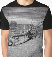 Gnarled Beauty In the Valley Graphic T-Shirt