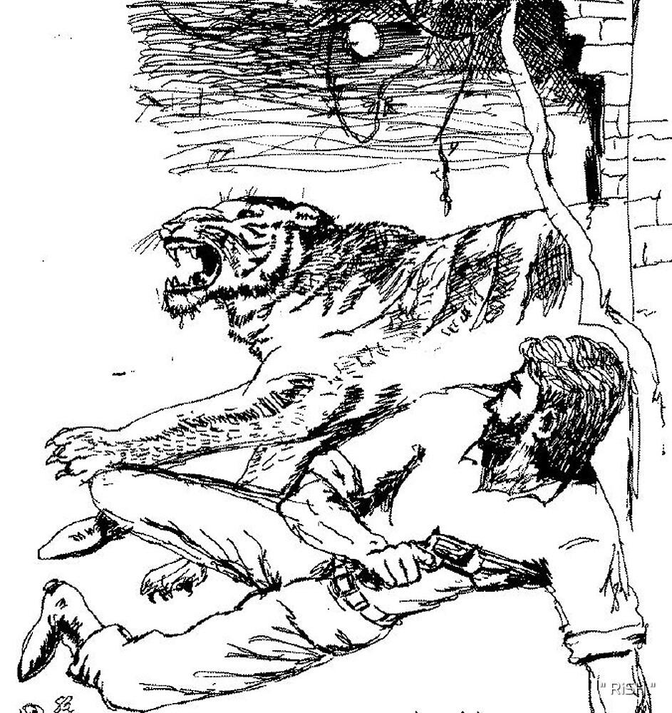 """Man-Eaters of Kumaon by """" RiSH """""""