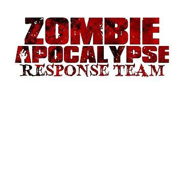 Zombie Apocalypse Team by undeadwarrior