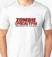 Zombie Apocalypse Team T-Shirt