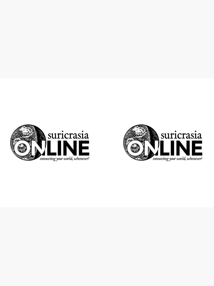 Suricrasia Online Mug by blackle
