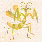 Praying Mantis by Scott Partridge