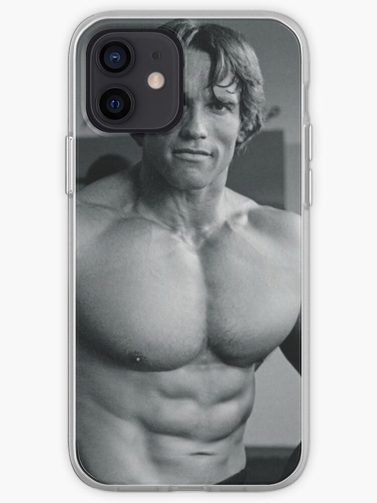 Arnold Schwarzenegger | Coque iPhone