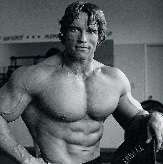 Arnold Schwarzenegger von Balzac