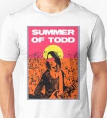 Todd Rundgren Summer Of TODD T-Shirt