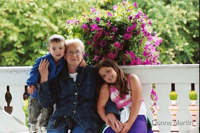 Grandchildren by Donna Martin