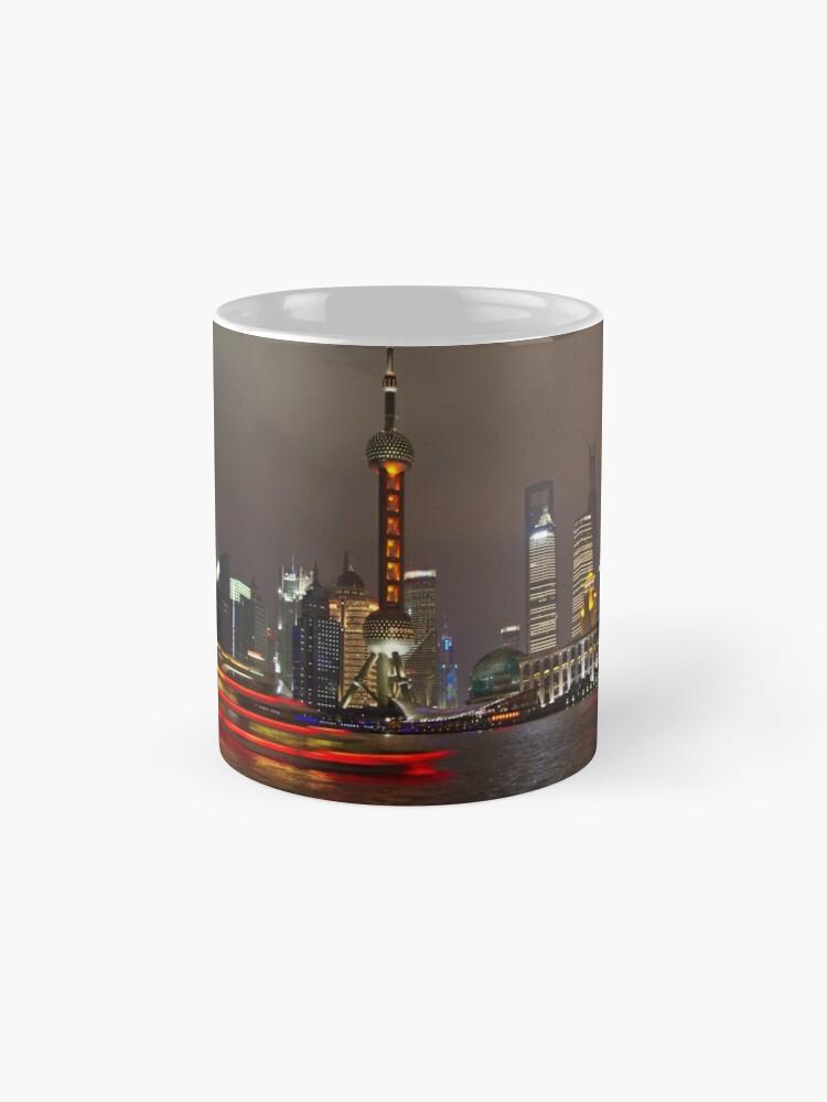 Alternate view of Red Boat Mug