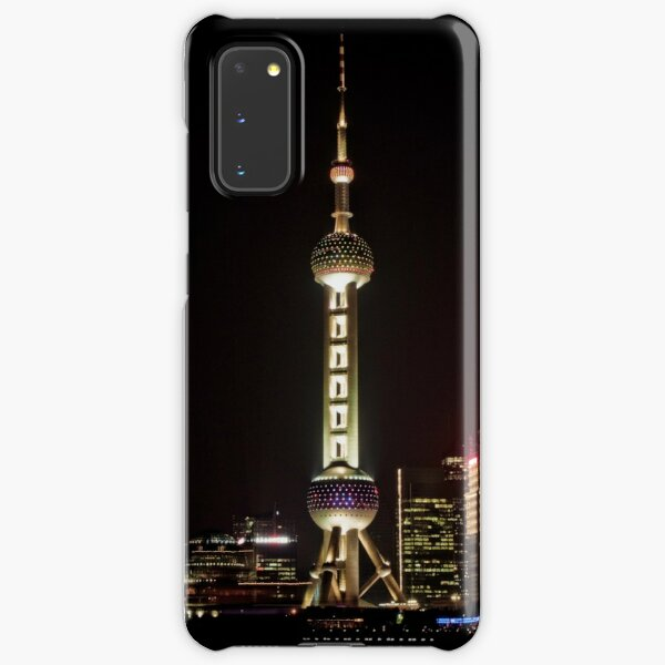 Oriental Pearl TV Tower. Samsung Galaxy Snap Case